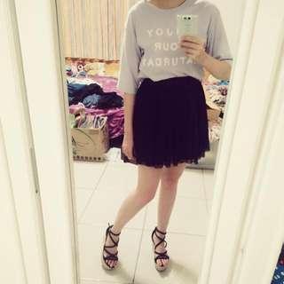 綁帶顯瘦楔形羅馬鞋 24