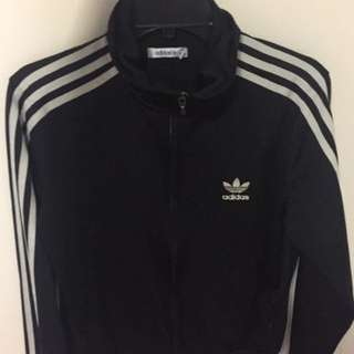 Addidas Black Sweater