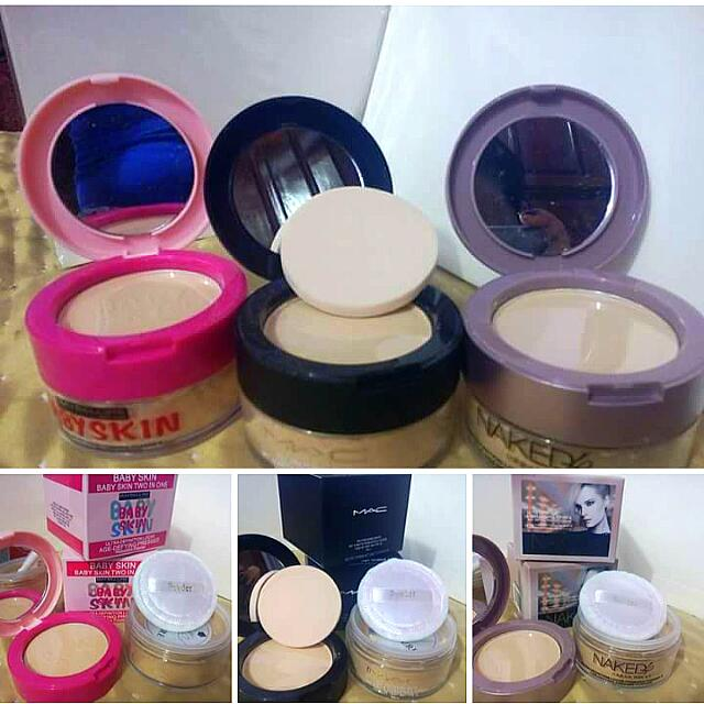 2in1 Loose/Face Powder 🌸
