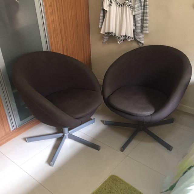 2-piece Swivel Chair