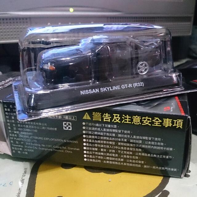 7-11 GTR模型