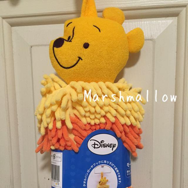 日本迪士維尼 擦手巾