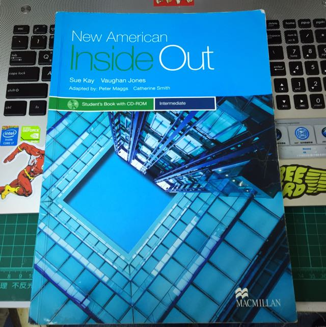 語實課本 New American Inside Out
