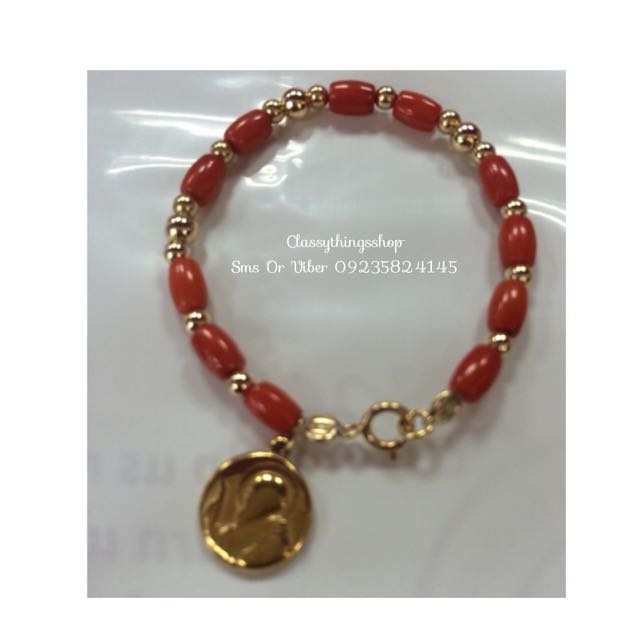 Authentic C Bracelet W St Benedict Medal For Babies Kids Others On Carou