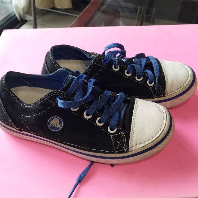 Authentic Crocs Rubber Shoes Size J4