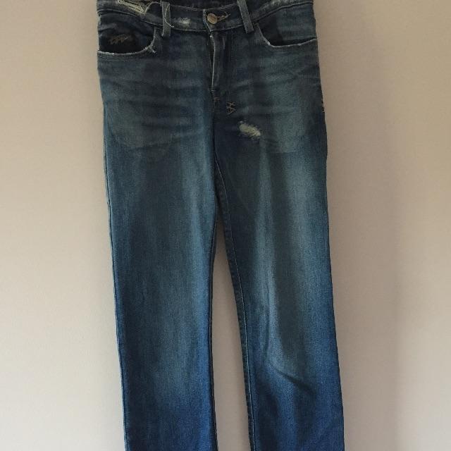 Blue Tsubi Straight leg Jeans