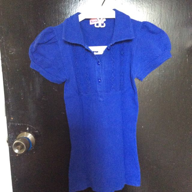 Blueberry Poloshirt