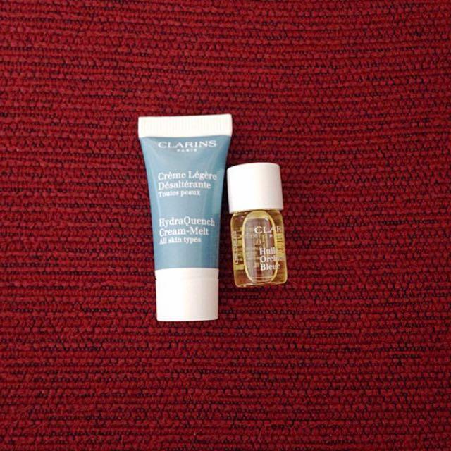 Clarins Cream + Oil