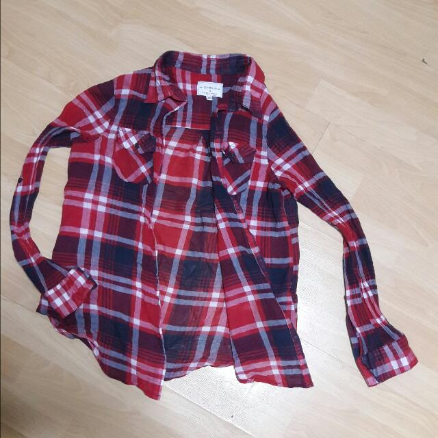 0809463aaa7 Cotton On Red Checkered Shirt