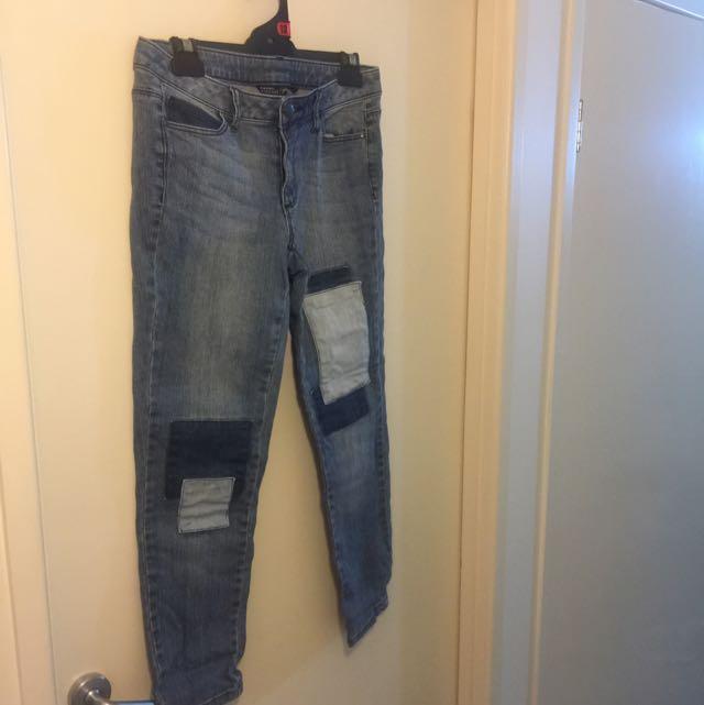 Danni Minogue Petites Jeans Sz 8