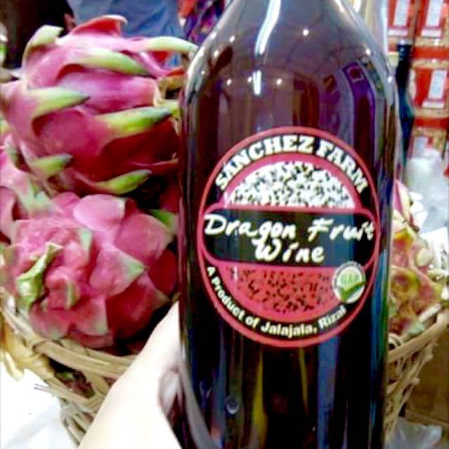 Dragon Fruit Wine