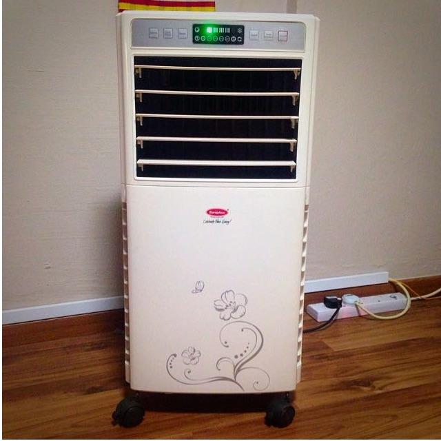 Europace 4-in-1  (Air Cooler-Air Purifier-Humidifier-Fan)