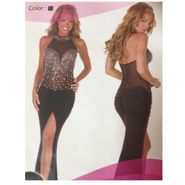 EXCLUSIVE BOUTIQUE DESIGN LINGERIE  NIGHT GOWN (BRAND NEW)(CODE ... fcd5fb4b6