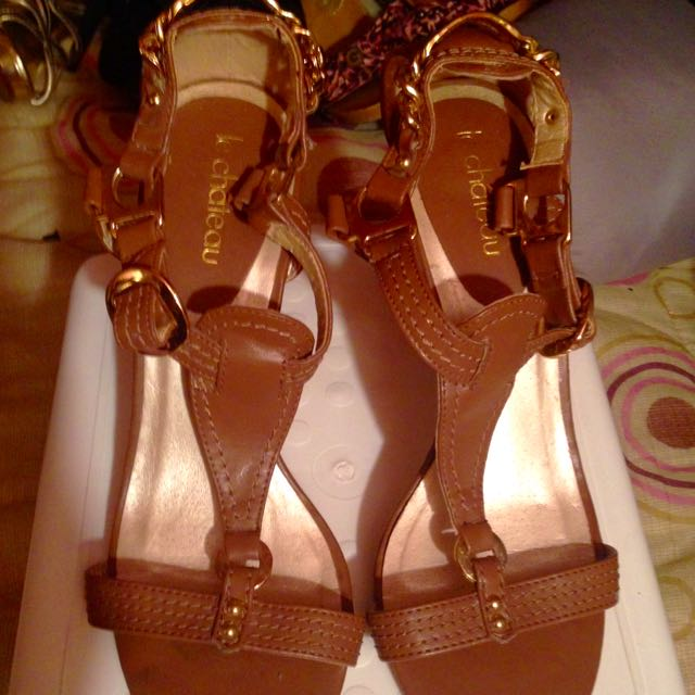 Fabulous heels From Le Chateau