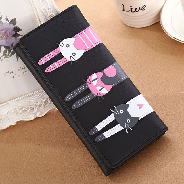 Fashion Cat Wallet