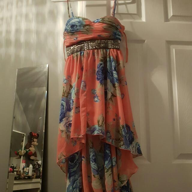 Floral Dress Size Small