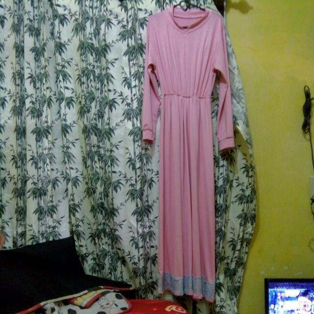 Gamis Size Fit To M