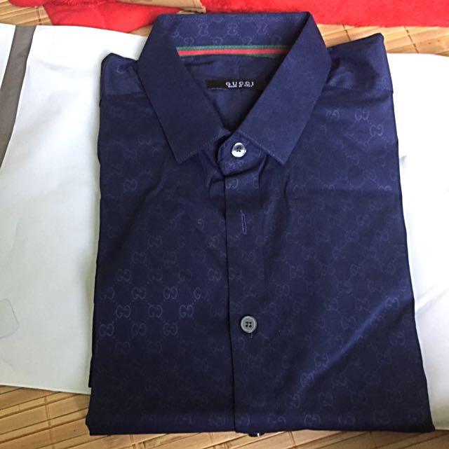 Gocci襯衫 時尚雅痞款 Outlet購入 只有一件