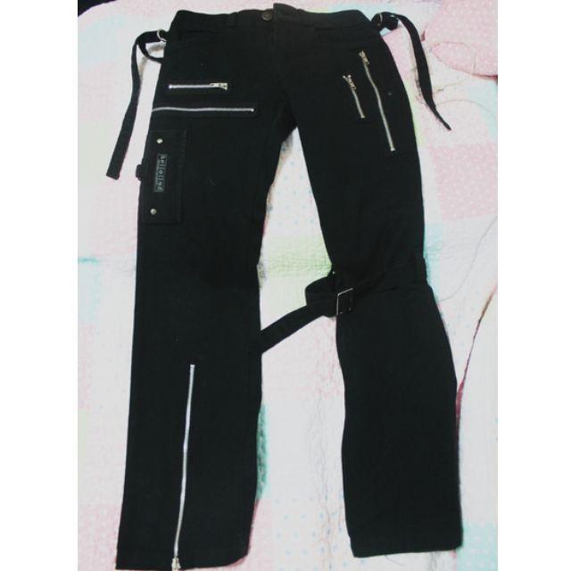 hellohell -cacophony- BELT PANTS