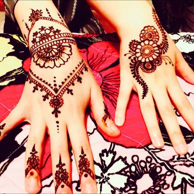 Henna Session