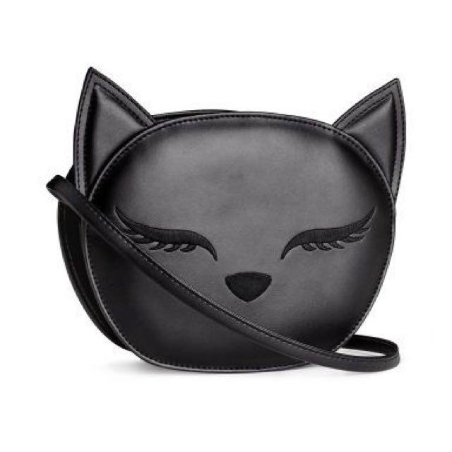 H&M CAT SLING BAG