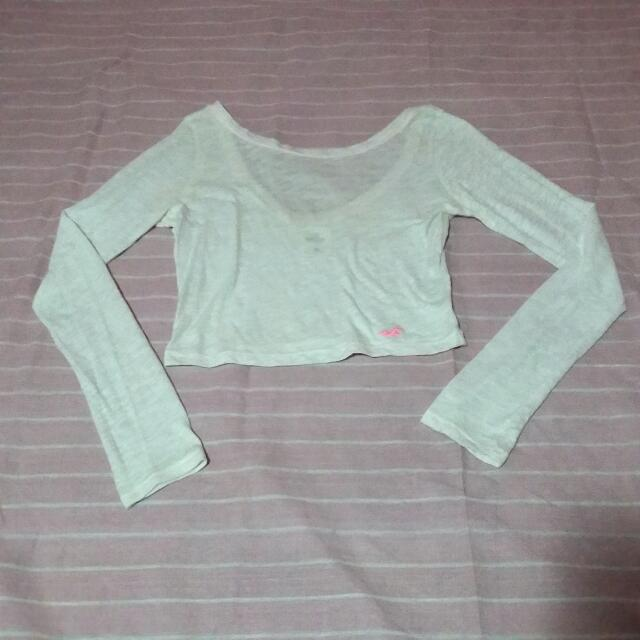 Hollister Low-back Long Sleeves