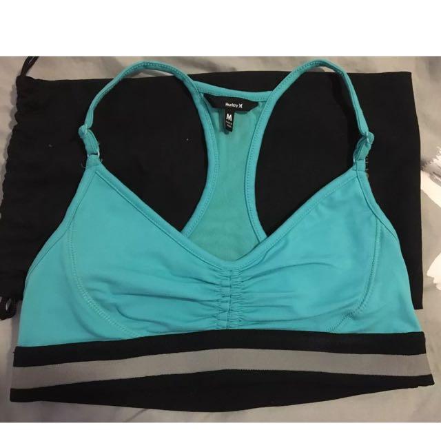 Hurley Nike Dry Fit Sport Bra M