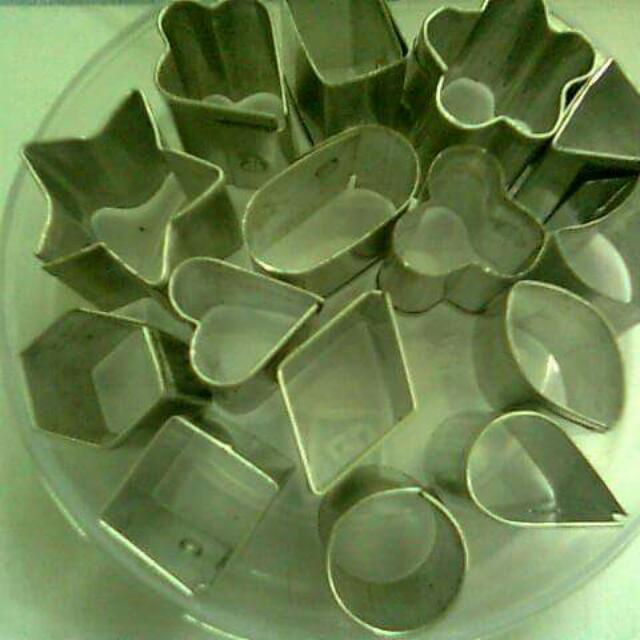 Jewellery making moulds