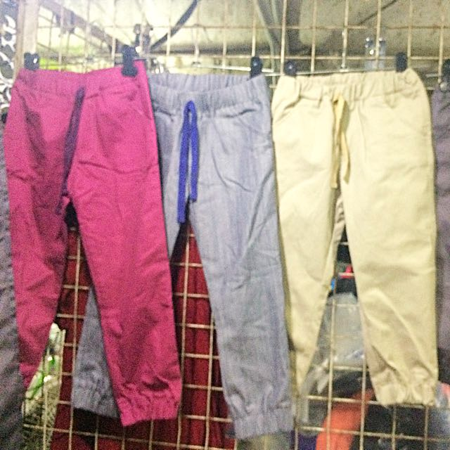 Kids Jogger Pants Start @190php