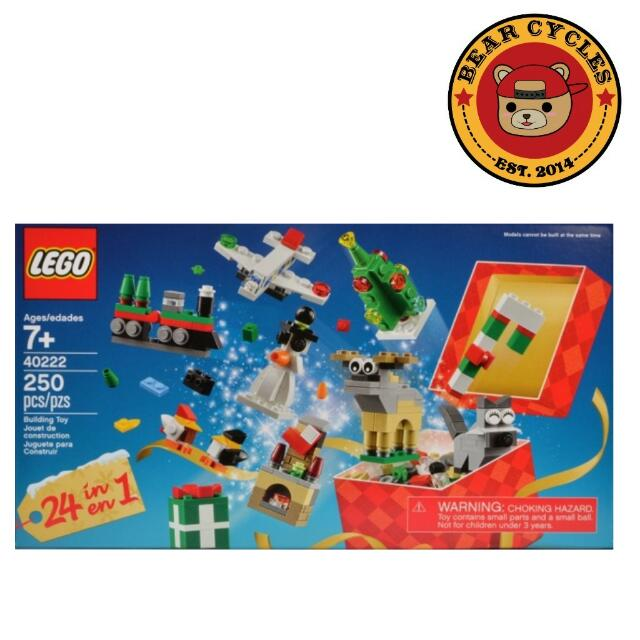Lego 40222 (Holiday Countdown Calendar)