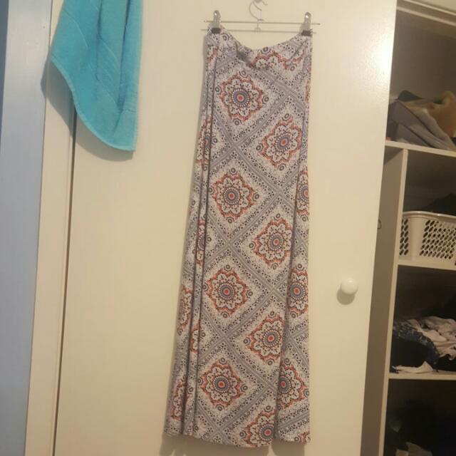Long Maxi Skirt  $5