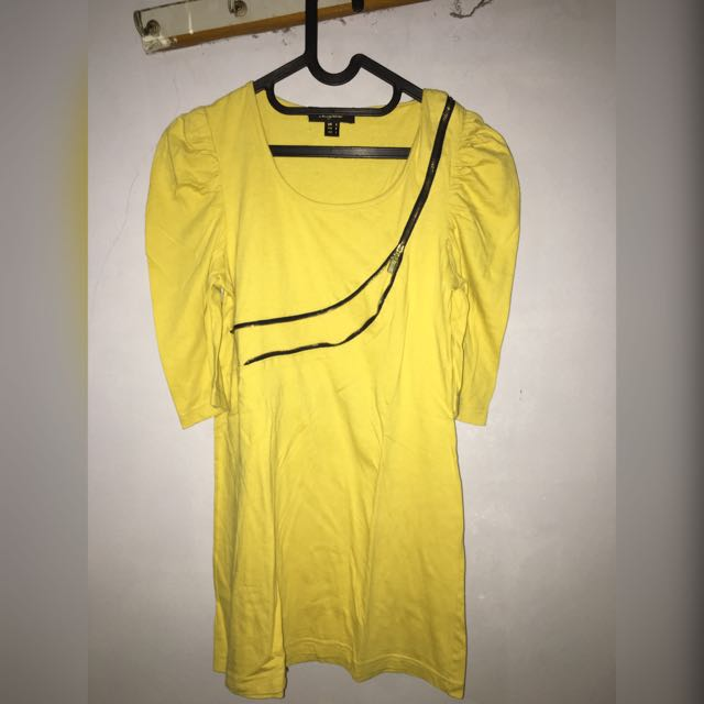 Magnolia Yellow Shirt
