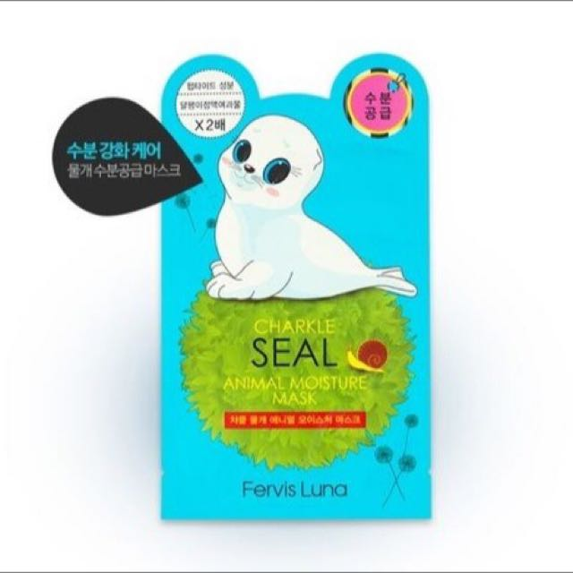 MASKER charkle Seal