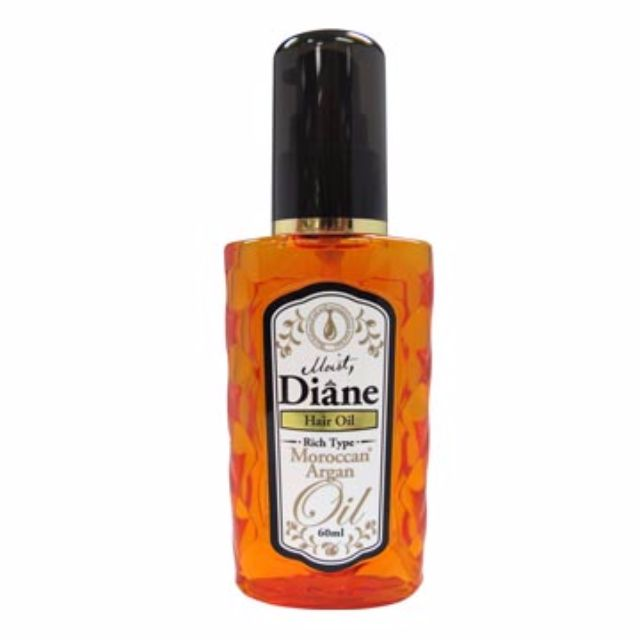 《Moist Diane 黛絲恩》保濕護髮摩洛哥油60ml(修護潤澤感)