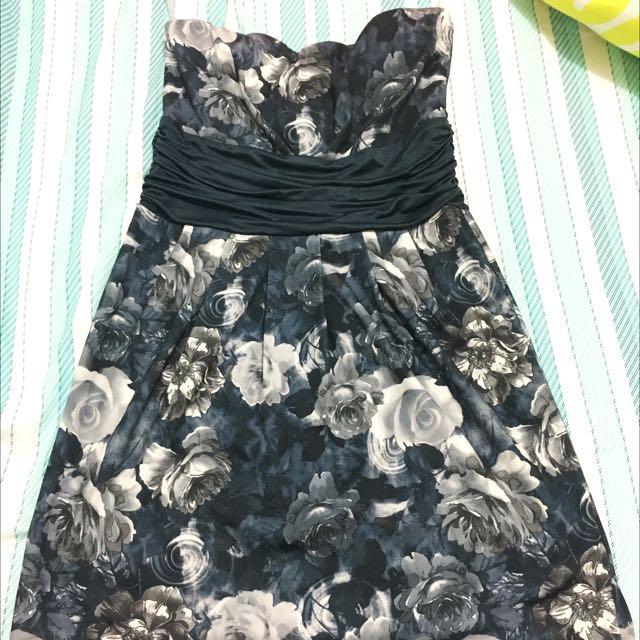 Party Dress / Flower Dress