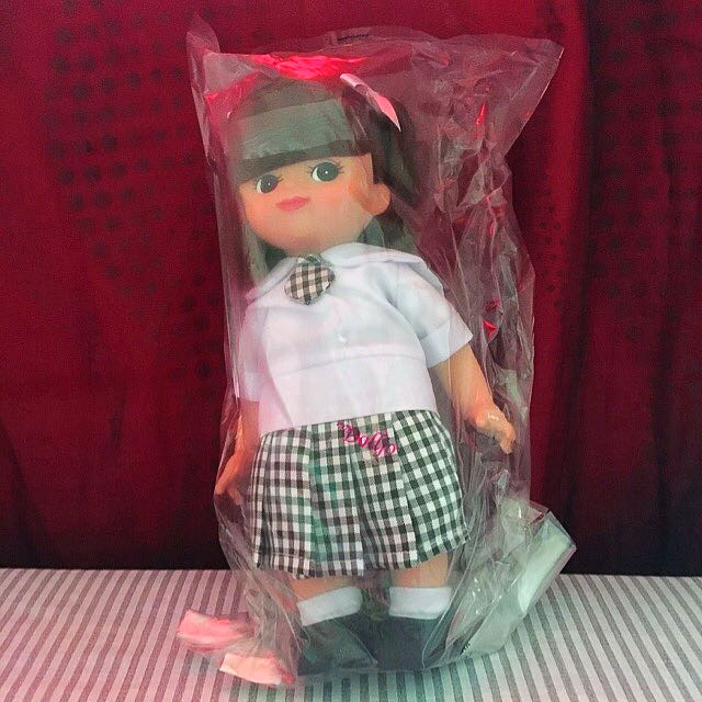 Paulinian Doll In Pigtails