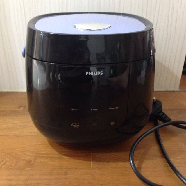 *Reserved* Philips Rice Cooker