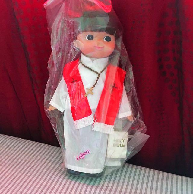 Priest Doll