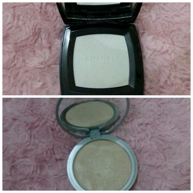 REPRICE!! CHANEL POUDRE LUMIERRE & The BALM MARY LOUMANIZER