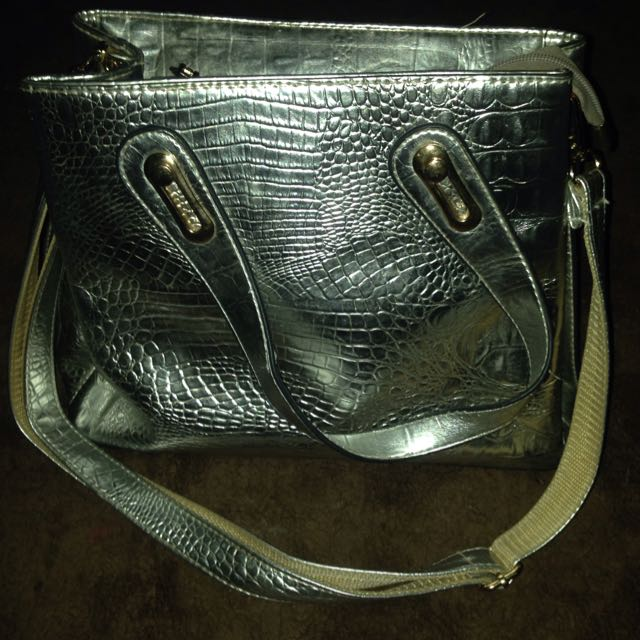 silver bag import