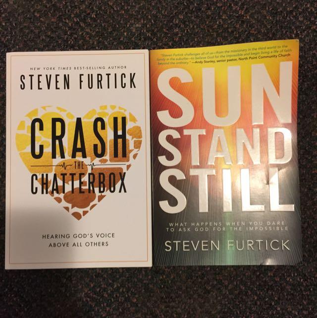 Steven Furtick Christian Books