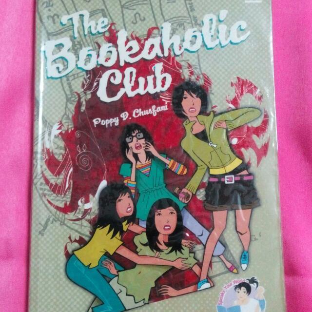 The Bookaholic Club