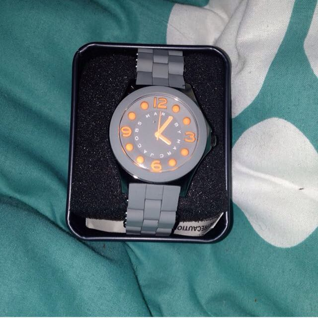#WATCHIT BRAND NEW MARC JACOBS WATCH