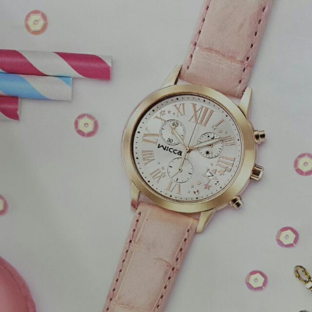 日本原裝星辰錶~WICCA