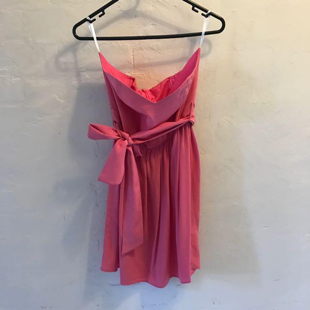 Zimmerman Strapless Dress