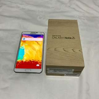 *pre-owned* Samsung Galaxy Note 3