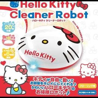 電動掃除機器人  Kitty/蛋黃哥