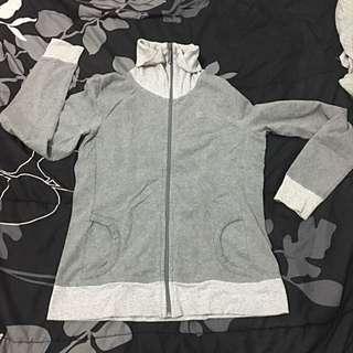 Banana Republic Grey Sweater Jacket