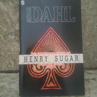 Henry Sugar And Other Stories