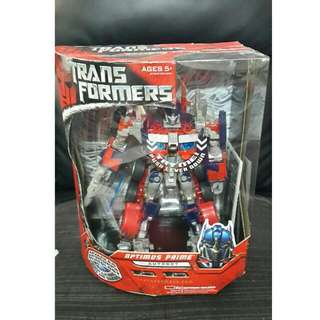 Transformers Leader Optimus Prime TFTM
